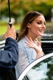 Olivia Palermo - Outside Sportmax
