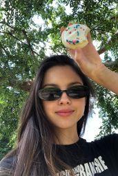 Olivia Rodrigo - Social Media Photos and Video 09/25/2020