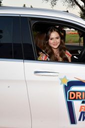 Olivia Sanabia – 2020 Race to Erase MS Drive-In Event in Pasadena