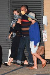 Olivia Wilde and Jason Sudeikis at Nobu in Malibu 09/03/2020