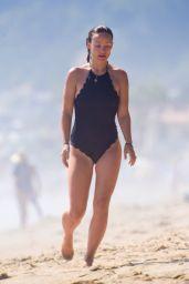 Olivia Wilde in a Swimsuit - Malibu 09/07/2020