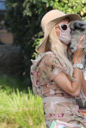 Paris Hilton - Arriving at Malibu Country Mart 09/27/2020