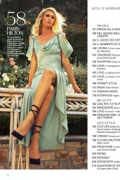 Paris Hilton - Grazia Magazine Italy 09/10/2020 Issue
