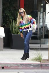 Paris Hilton - Shopping in Beverly Hills 09/12/2020