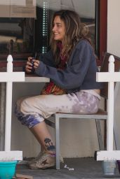 Paris Jackson - Out in Beverly Hills 09/23/2020