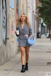 Peyton List Street Style - LA 09/09/2020