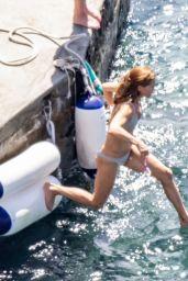 Pippa Middleton - Holiday in Positano 09/02/2020