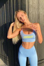 Polina Malinovskaya - Social Media Photos 09/10/2020