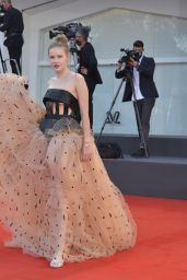 "Polina Pushkareva - ""Never Gonna Snow Again"" Premiere at the 77th Venice Film Festival"