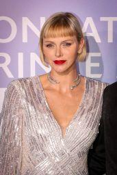 Princess Charlene of Monaco – Monte-Carlo Gala For Planetary Health in Monte-Carlo 09/24/2020