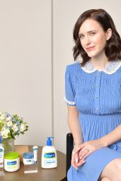 Rachel Brosnahan - Cetaphil Event in New York 09/25/2020