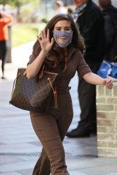 Rachel Shenton at Sunday Brunch in London 09/06/2020