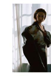 Rebecca Ferguson - Crash Magazine September 2020