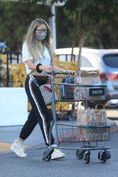 Rebecca Gayheart - Grocery Shopping at Bristol Farms in Beverly Hills 09/20/2020