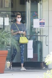 Rebecca Romijn - Out in Calabasas 09/04/2020