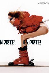 Rianne van Rompaey and Malika Louback - Vogue Paris October 2020 Issue