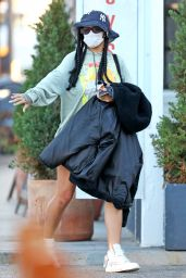Rihanna - Out in Los Angeles 09/22/2020