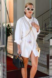 Rita Ora - Out in Milan 09/23/2020