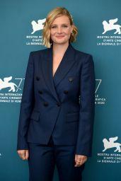"Romola Garai - ""Miss Marx"" Photocall at 77th Venice Film Festival"