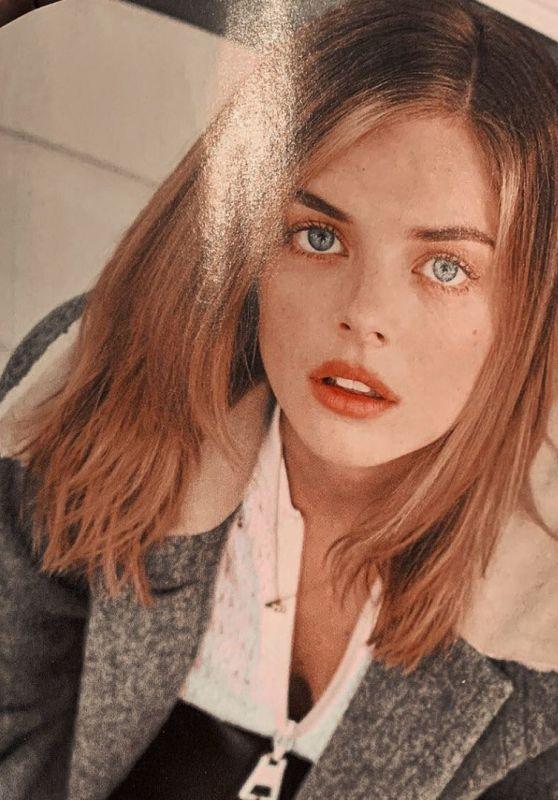 Samara Weaving – Vogue Australia September 2020 (more photos)