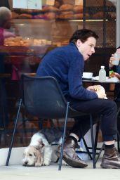 Saoirse Ronan - Out in London 09/06/2020