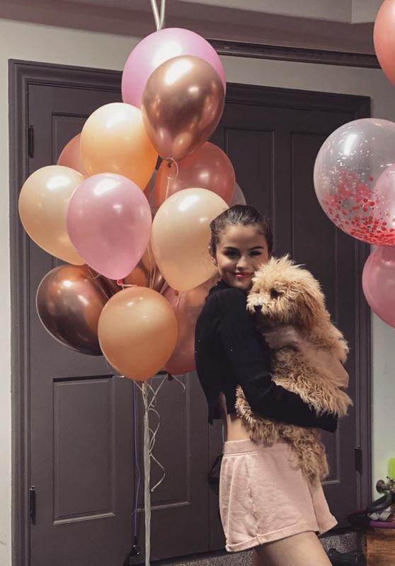 Selena Gomez - Social Media Photo and Videos 09/09/2020