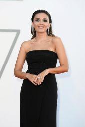 Serena Rossi – 77th Venice Film Festival Closing Ceremony Red Carpet