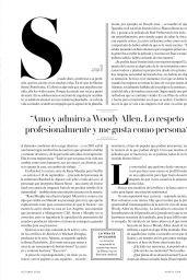 Sharon Stone - Vanity Fair Spain October 2020 Issue