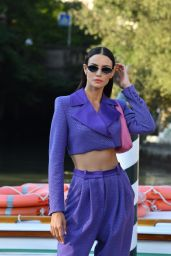 Sofia Resing – Arriving at Hotel Excelsior in Venice 09/04/2020