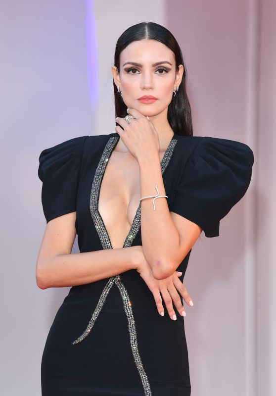 """Sofia Resing - """"Miss Marx"""" Premiere at the 77th Venice Film Festival"""