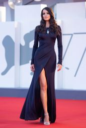 "Sofia Resing - ""The World To Come"" Red Carpet at The 77th Venice Film Festival"