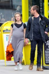 Sophie Cookson - Out in Hampstead 08/26/2020