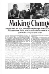 Suki Waterhouse - Marie Claire USA September 2020 Issue