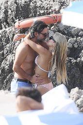 Sylvie Meis in a Bikini - Capri 09/23/2020