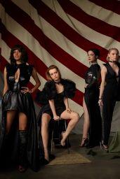"Taylor Hickson – ""Motherland: Fort Salem"" Promo Shoot (part II)"