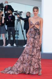 "Taylor Hill – 77th Venice Film Festival Opening Ceremony and ""Lacci"" Red Carpet"