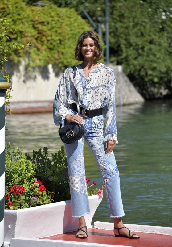Taylor Hill - Arrives at the 77th Venice Film Festival 09/02/2020