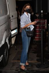 Taylor Hill – Out in Milan 09/24/2020