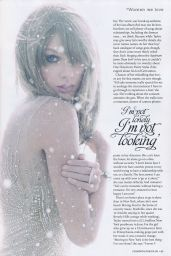Taylor Swift - Cosmopolitan UK December 2014 Issue