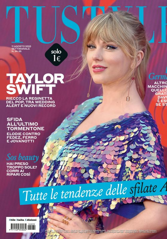 Taylor Swift - Tu Style Magazine 08/11/2020 Issue