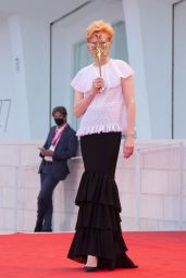 "Tilda Swinton – 77th Venice Film Festival Opening Ceremony and ""Lacci"" Red Carpet"