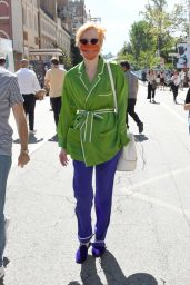Tilda Swinton - Out in Venice 09/02/2020