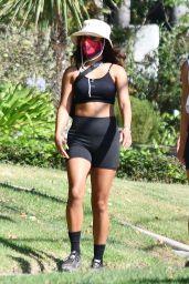 Vanessa Hudgens - Hiking at Griffith Park in Los Feliz 09/03/2020