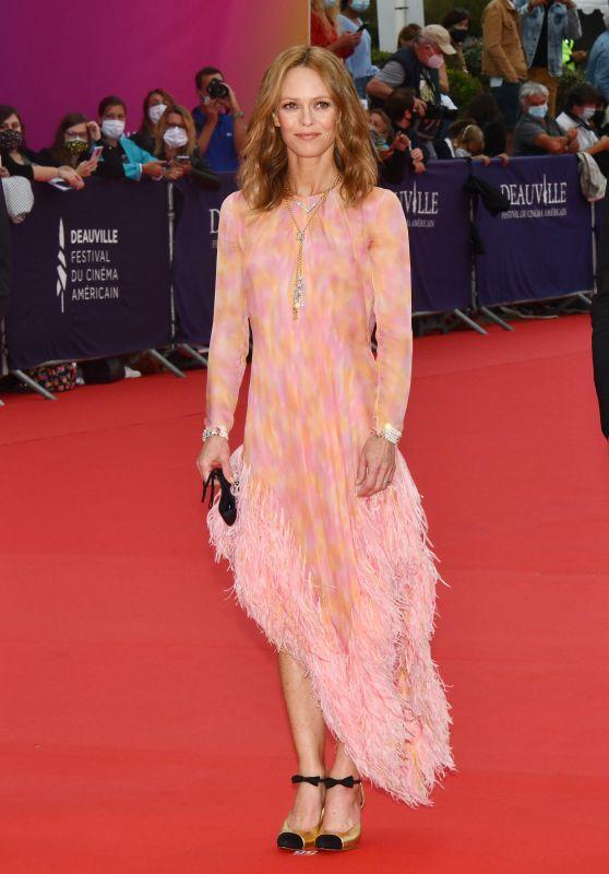 Vanessa Paradis - 46th Deauville American Film Festival  Opening Ceremony