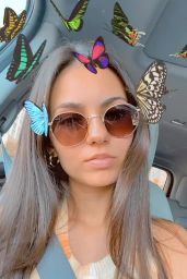 Victoria Justice - Social Media Photos and Video 09/17/2020