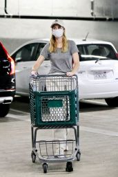 Whitney Port - Grocery Shopping in Los Angeles 09/04/2020