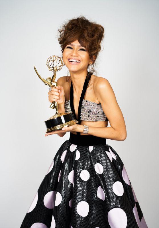 Zendaya - The 72nd Emmy Awards Portrait 2020