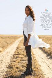 Zoe Saldana - People en Español October 2020 Issue