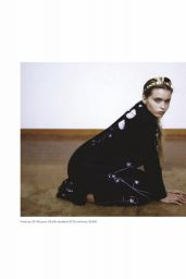 Abbey Lee - Vogue Australia October 2020 Issue