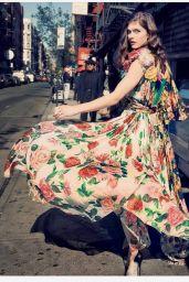 Alexandra Daddario - Social Media Photos and Video 10/05/2020